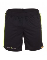 SHORT BLACK CROWN NEGRO/AMARILLO