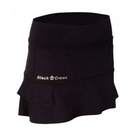 FALDA BLACK CROWN CRETA NEGRO