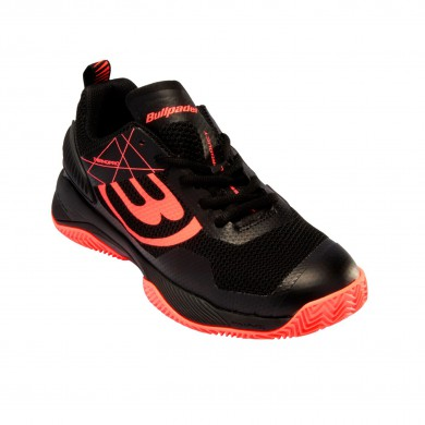 ZAPATILLA BULLPADEL VERTEX 19 NEGRO